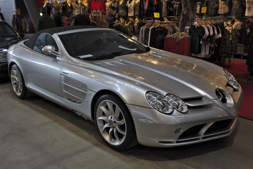 Mercedes mclaren