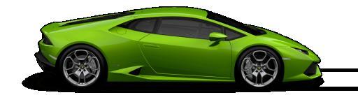 Huracan green