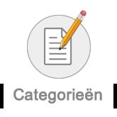 Categoriebeheer button
