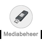 Mediabeheer button