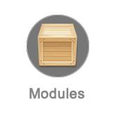 Module management button