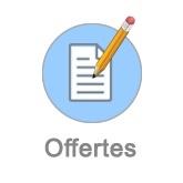 Offertebeheer button